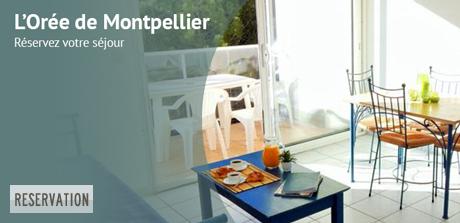 Oree De Montpellier l'orée de montpellier, location et résidence avec piscine